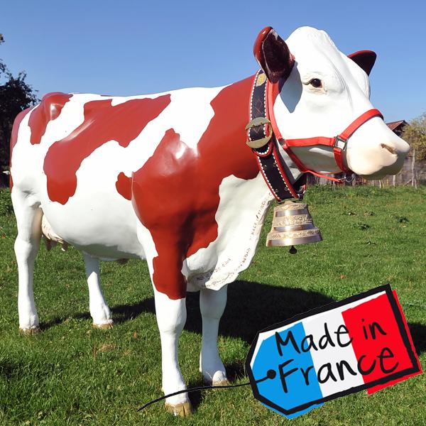 Wonderful Vache En Resine Pour Jardin #6: Jardin Et Le Parc ...
